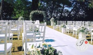 Details of a wedding in villa overlooking the Adriatic Coast