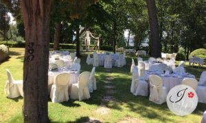 Details of a wedding in villa overlooking the Adriatic Coast