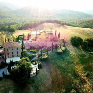 Today the wedding of M&B was planned in an ancient monastery in Maremma Tuscany. Huge hug to my couple that have to be patient and wait for next year. #italyweddingamsterdam #weddingintuscany #destinationweddinginitaly